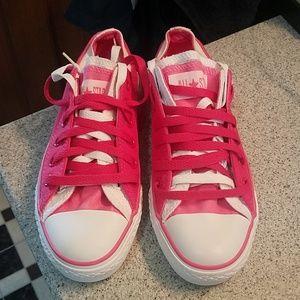 Converse, pink, sz 7